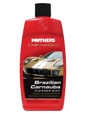 Mothers Brazilian Carnauba Cleaner Wax Liquid