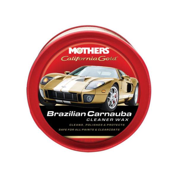 Mothers Brazilian Carnauba Cleaner Wax Paste Wax