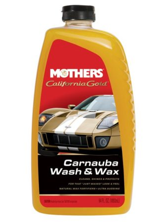 Mothers Carnauba Wash & Wax