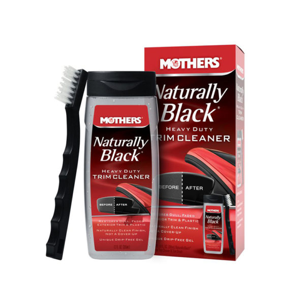 Mothers Naturally Black Heavy Duty Trim Cleaner Kit