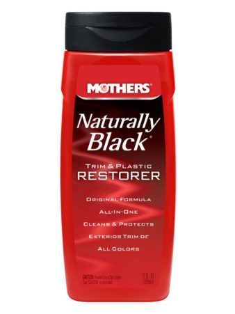 Mothers Naturally Black Trim & Plastic Restorer