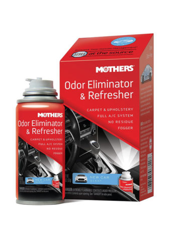 Mothers Odor Eliminator - New Car Scent