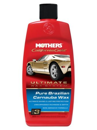 Mothers Pure Brazilian Carnauba Wax Liquid