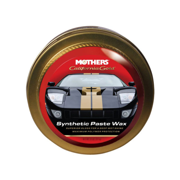 Mothers Synethic Paste Wax