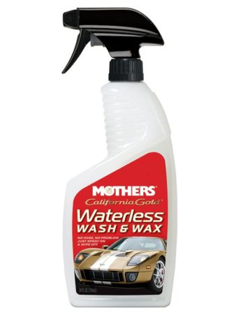 Mothers Waterless Wash and Wax