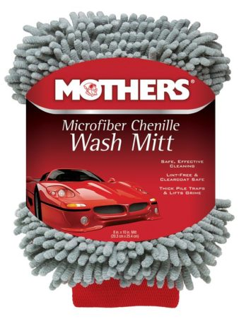 Mothers Microfibre Chenille Wash Mitt