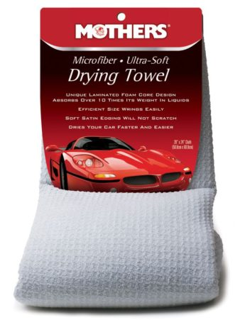 Mothers Microfibre Ultra Soft Drying Towel