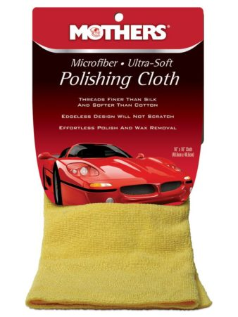 Mothers Ultra Soft Polishing Cloth