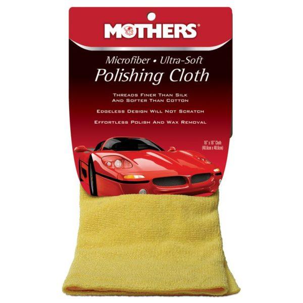 Mothers Ultra Soft Polishing Cloth