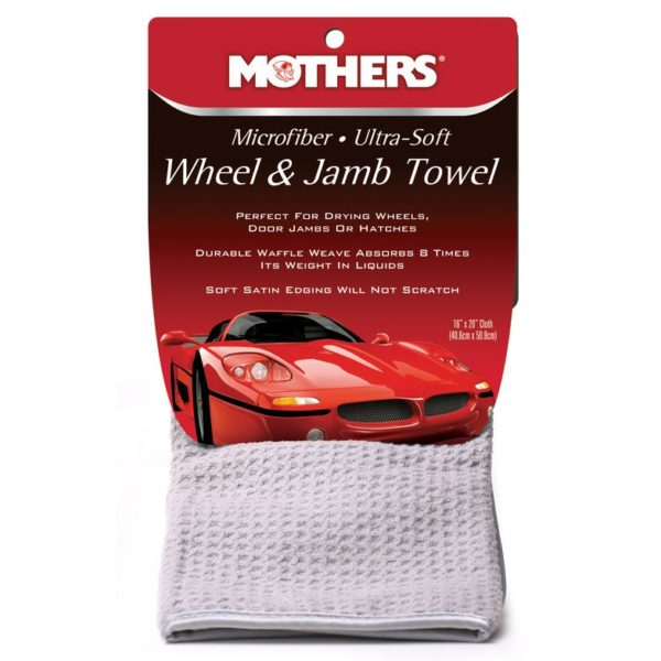Mothers Ultra Soft Wheel and Jamb Towel