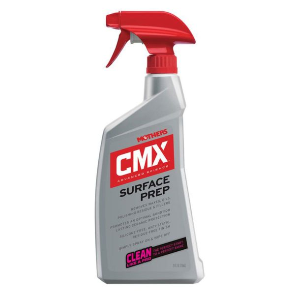 Mothers CMX Surface Prep