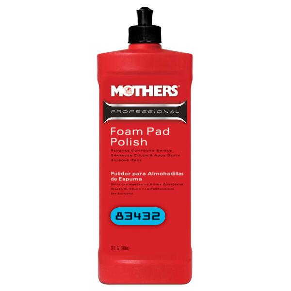 Mothers Professional Foam Pad Polish