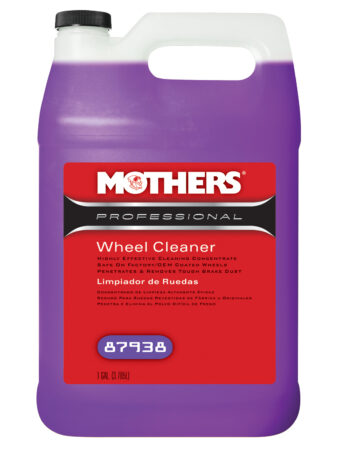 Mothers Professional Wheel Cleaner